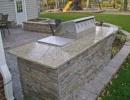 Zunanja uporaba granita